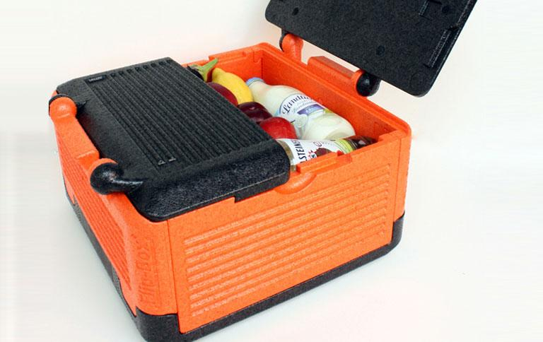 Een flipbox achter in je auto